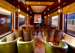 Luxury Train – Travel like a Maharaja